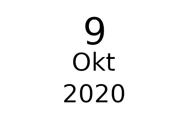 Vereinssitzung 09.10.2020